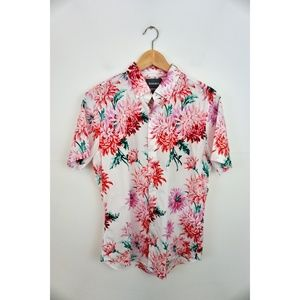 Bonobos Shirts - NWOT Bonobos Riviera  Shirt Pink Romantic Floral
